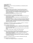 PSYB07H3 Lecture Notes - Lecture 2: Frontal Lobe, Phoneme, Deep Structure And Surface Structure
