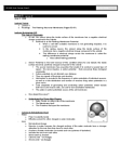 NROC93H3 Lecture Notes - Fluid Compartments, Electric Potential, Voltmeter