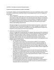 PSYB21H3 Lecture Notes - Mania, Antisocial Personality Disorder, Obsessive–Compulsive Disorder