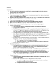 ENVS 1000 Lecture Notes - Lecture 5: Bioavailability, Arsenic, Molybdenum