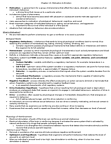 PSYC 2230 Lecture Notes - Motivation, Human Body Temperature, Reinforcement