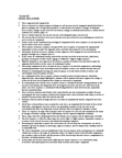 PSYC 2210 Lecture Notes - Common Cold, Endangerment