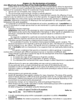 BIOL 1500 Lecture Notes - Genotype Frequency, Allele Frequency, Genetic Variation