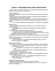 PSYB01H3 Study Guide - Null Hypothesis, Statistical Inference, Observational Error
