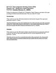 BIOC34H3 Lecture Notes - Tidal Volume, Respiratory Minute Volume, Vital Capacity