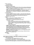 ENGB34 Lecture Notes - Kate Chopin