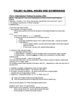 POLB81H3 Lecture Notes - International Political Economy, Autarky, Free Trade