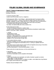 POLB81H3 Lecture Notes - Francis Fukuyama, World War I, Spiritualism