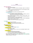 PSY333H1 Lecture Notes - Lecture 6: Sympathetic Nervous System, Tachycardia, Lymph Node