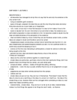 Philosophy 2200F/G Lecture Notes - Solipsism, Ontological Argument