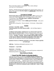 Religious Studies 1023E Lecture Notes - Pol Pot, Omnipotence, Agrarian Society