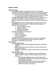 COMMERCE 4BB3 Lecture Notes - Tacit Knowledge, Job Performance, Employment Testing