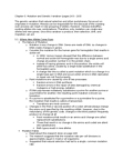 BIO210Y5 Lecture Notes - Vernon Ingram, Sickle-Cell Disease, Mutation Rate