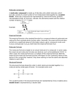 CHM110H5 Lecture Notes - Formula Unit, Chemical Formula, Halothane