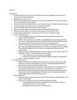 ERS120H5 Lecture Notes - Lecture 5: Bioavailability, Molybdenum, Bioaccumulation