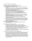 BIO205H5 Lecture Notes - Primary Producers, Primary Production, Ecosystem Services