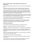 POLI 422 Chapter Notes -Sinocentrism, Eurocentrism