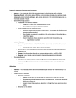MGMC02H3 Chapter Notes - Chapter 3: Peripheral Vision, Product Distribution, Habituation