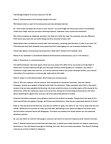 PSYA01H3 Lecture Notes - Schizophrenia, Endangerment, Hypnosis