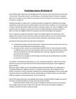 PSYA01H3 Lecture Notes - Visual Cortex, Endangerment, Schizophrenia