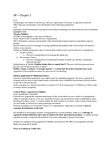 SOC103H1 Chapter Notes - Chapter 2: Herbert J. Gans, Symbolic Interactionism, Georg Simmel