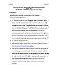 ECON 4400 Lecture Notes - Sweetness Of Wine, Polyphemus, Goblin Market