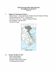 HIS271Y1 Lecture Notes - Ngo Dinh Diem, Operation Rolling Thunder, First Indochina War