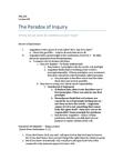 PHL205H1 Lecture Notes - Lecture 3: Paradox (Warez)