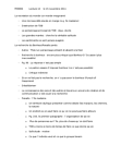 FREB36H3 Lecture Notes - Lecture 10: Dux, La Nature, Univers