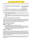 PSYB07H3 Lecture Notes - Sampling Error, Sampling Distribution, Descriptive Statistics