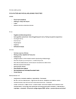 PSY333H1 Study Guide - Cortisol, Cognitive Test, Sympathetic Nervous System
