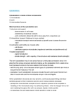 ANAT 262 Lecture Notes - Spindle Apparatus, Intermediate Filament, Ultimate Tensile Strength