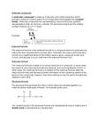 CHEM 1000 Lecture Notes - Formula Unit, Chemical Formula, Halothane
