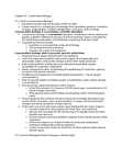 ENVB 2050 Lecture Notes - Conservation Biology, Species Richness, Ecosystem Services