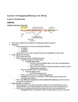 BIOC 212 Lecture Notes - Lecture 15: Protocadherin, Rac1, Cadherin
