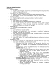 MGSC30H3 Lecture Notes - Contributory Negligence, Vicarious Liability, Limited Liability
