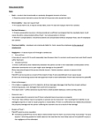 MGTA36H3 Study Guide - Final Guide: Fiduciary, Res Ipsa Loquitur, Contributory Negligence