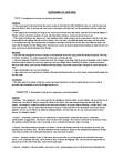 DRM100Y1 Lecture Notes - Pentheus, Lysistrata, Laius