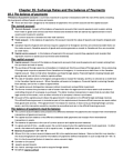ECO100Y5 Lecture Notes - Foreign Exchange Market, Reserve Currency, Capital Account