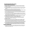 ECO100Y5 Lecture Notes - Aggregate Demand, Aggregate Supply, Demand Curve