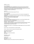 EESC04H3 Lecture Notes - Mariana Trench, Bolete, Biogeography
