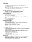 PSY270H1 Lecture Notes - Fusiform Face Area, Parahippocampal Gyrus, Occipital Lobe