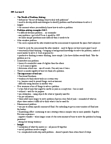 PSY270H1 Lecture Notes - Lecture 7: Functional Fixedness, Prefrontal Cortex, Frontal Lobe