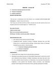 English 1022E Lecture Notes - Lecture 20: Blank Verse, Tabula Rasa, Wax Tablet