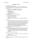 Astronomy 1021 Lecture Notes - Webct, Google Earth, University Of Western Ontario