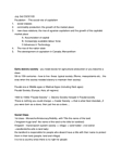 SOC 103 Lecture Notes - Agrarian Society, Feudalism, Common Land