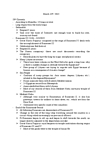 NMC101H1 Lecture Notes - Papyrus Harris I, Ramesses Iii, Ramesses Xi