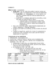 BUS 426 Lecture Notes - Lecture 3: Audit Risk, Internal Control, Financial Statement