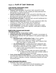 BUS 426 Chapter Notes - Chapter 16: Money Market Fund, Bank Reconciliation, List Of The Shield Episodes