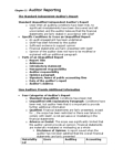 BUS 426 Chapter Notes - Chapter 22: Financial Statement